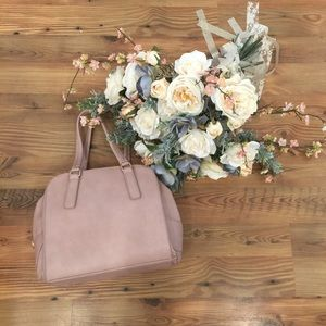 Blush Adriana Bag